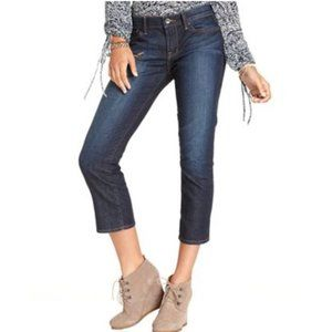 Lucky Brand Mid-Rise Sweet N Crop Jeans 8/29